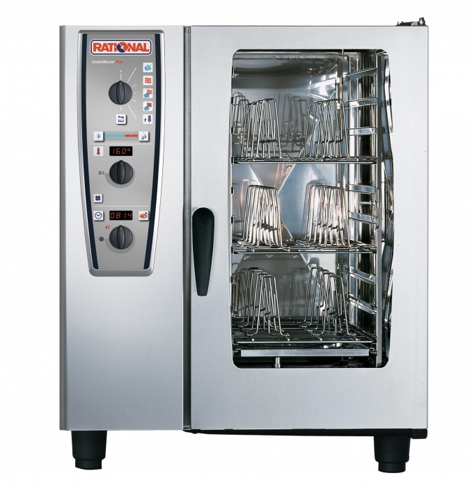 HORNOS HORNO RATIONAL COMBI MASTER PLUS 101