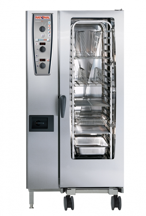 HORNOS HORNO RATIONAL COMBI MASTER PLUS 201