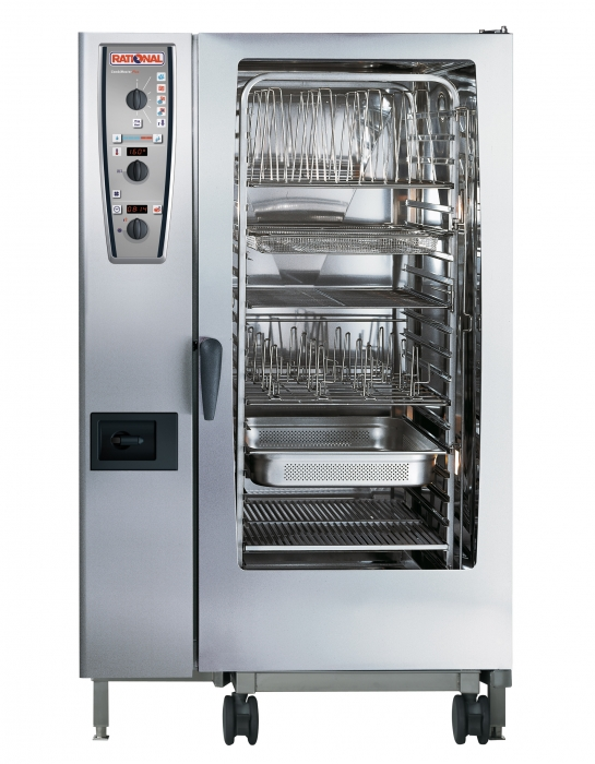 HORNOS HORNO RATIONAL COMBI MASTER PLUS 202