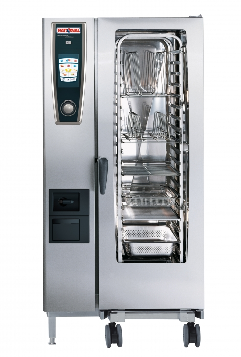 HORNOS HORNO RATIONAL SELFCOOKINGCENTER 201